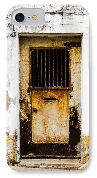 Door No 48 IPhone Case by Marco Oliveira
