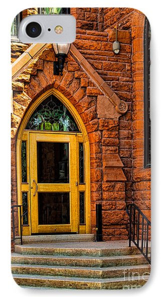 Door To Sanctuary Series Image 1 Of 4 IPhone Case