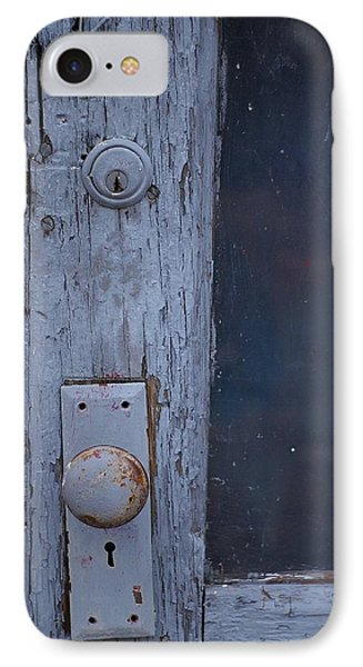 IPhone Case featuring the photograph Door To The Past by Randy Pollard
