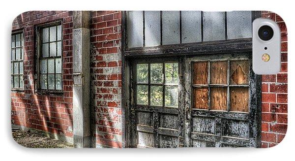 Doors To The Past IPhone Case by Donald Schwartz