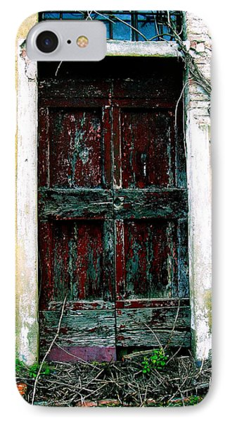 Doorway 49 IPhone Case by Maria Huntley
