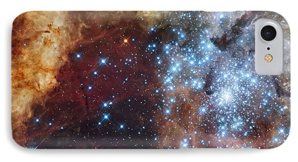 Doradus Nebula IPhone Case by Barry Jones