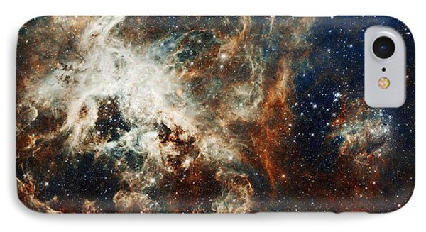 Doradus Nebula IPhone Case by Celestial Images