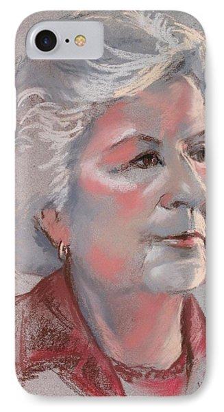 Doris IPhone Case