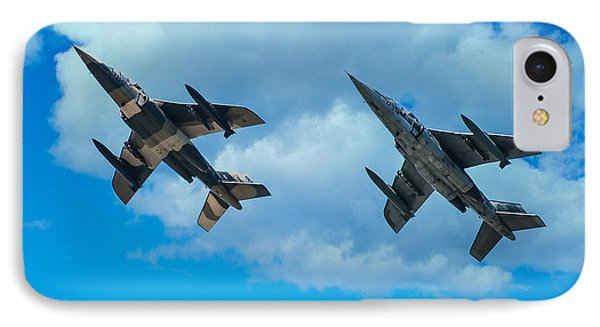 Dornier Alpha Jets Phone Case by Bianca Nadeau