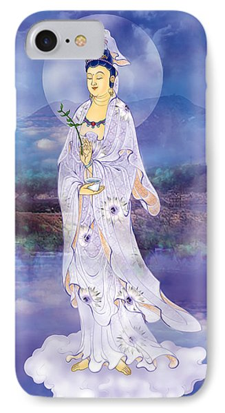 IPhone Case featuring the photograph Doro Guanyin by Lanjee Chee