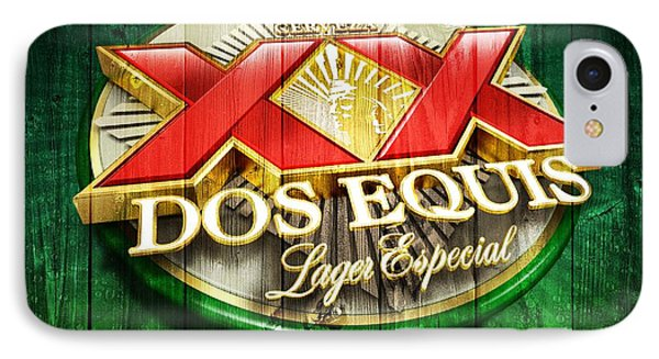 Dos Equis Barn IPhone Case by Dan Sproul