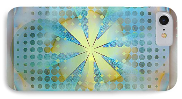IPhone Case featuring the photograph Dot Dot 2 by Barbara R MacPhail