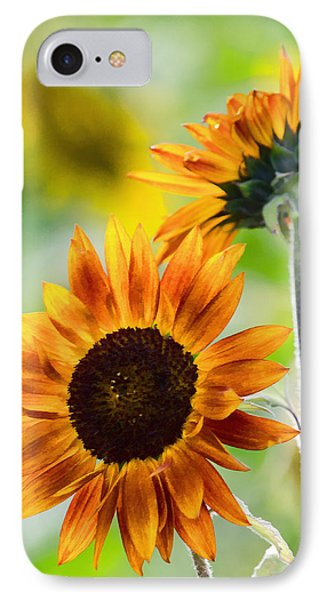 Double Dose Of Sunshine Phone Case by Jordan Blackstone