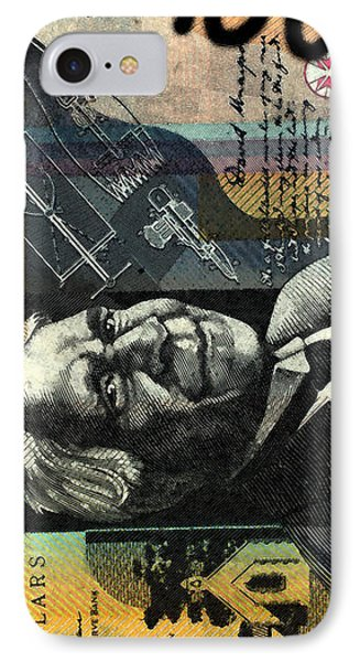 IPhone Case featuring the photograph Double Or Nothing by Sladjana Lazarevic