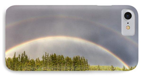 Double Rainbow IPhone Case