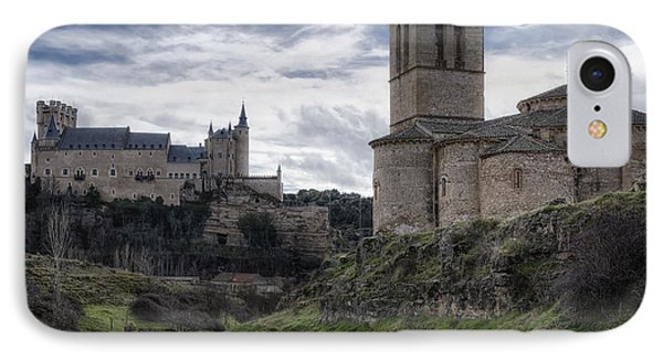 Double The View Phone Case by Joan Carroll