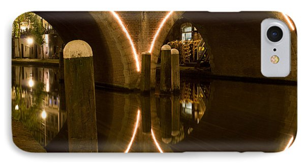 IPhone Case featuring the photograph Double Tunnel by John Wadleigh