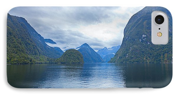 Doubtful Sound Reflections Phone Case by Alexey Stiop