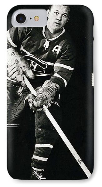Doug Harvey Poster Phone Case by Gianfranco Weiss