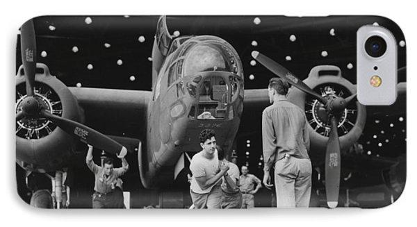 Douglas A20 Bomber IPhone Case