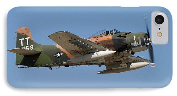 Douglas Ad-4 Skyraider IPhone Case