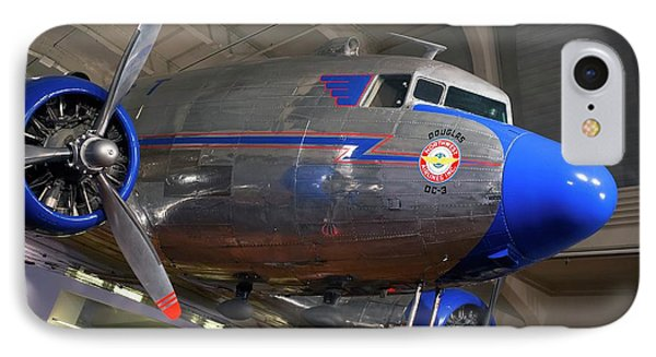 Douglas Dc-3 Aircraft IPhone Case by Jim West