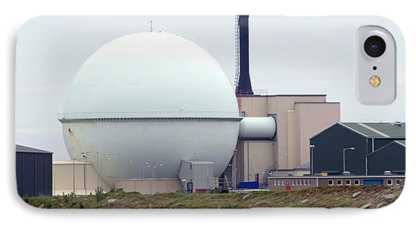 Dounreay Nuclear Reactor IPhone Case