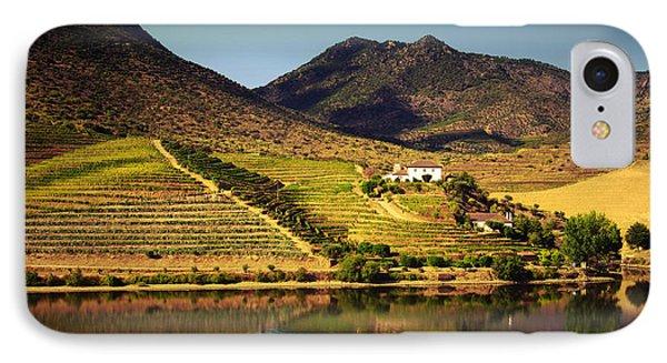 Douro Landscape Iv IPhone Case