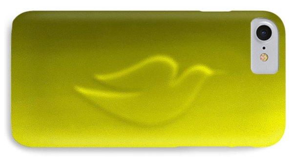 Dove Yellow IPhone Case