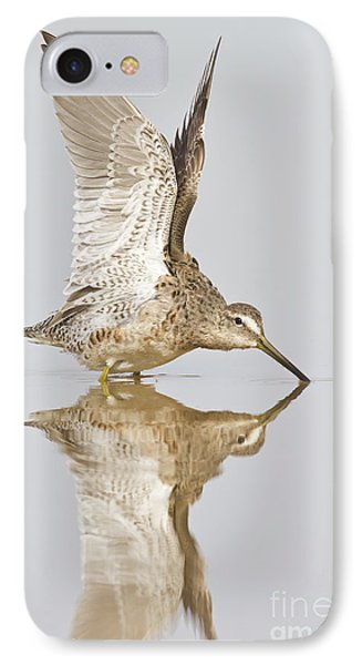 Dowitcher Wing Stretch IPhone Case