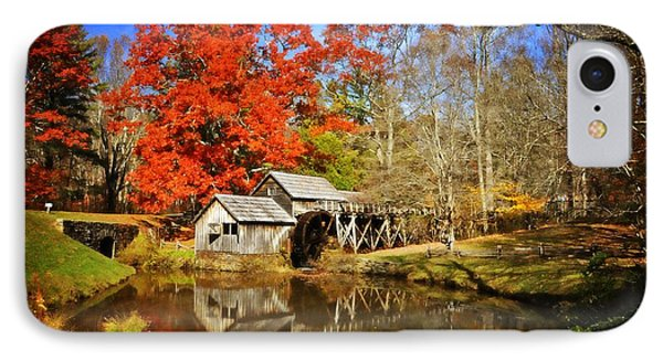 Down By The Old Mill Stream  Phone Case by Lynn Bauer