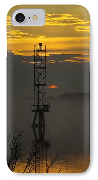 IPhone Case featuring the photograph Down By The River by Robyn King