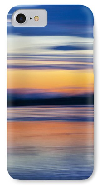Down By The River Phone Case by Theresa Tahara