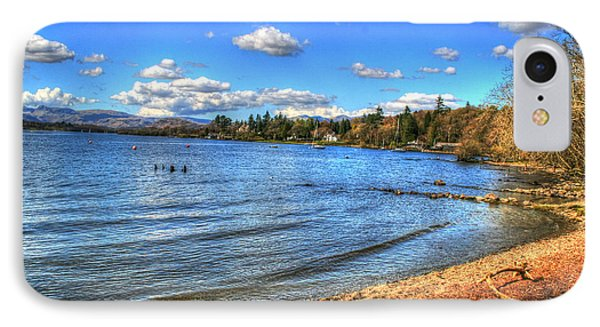 IPhone Case featuring the photograph Down By The Riverside by Doc Braham