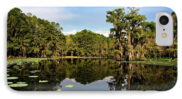 Down In The Bayou Phone Case by Lana Trussell