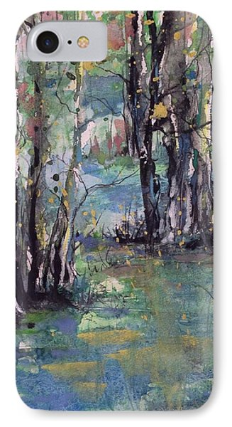 Down The Bayou IPhone Case by Robin Miller-Bookhout