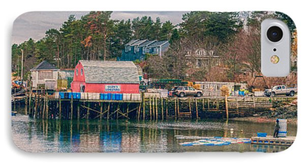 Downeast Phone Case by Guy Whiteley