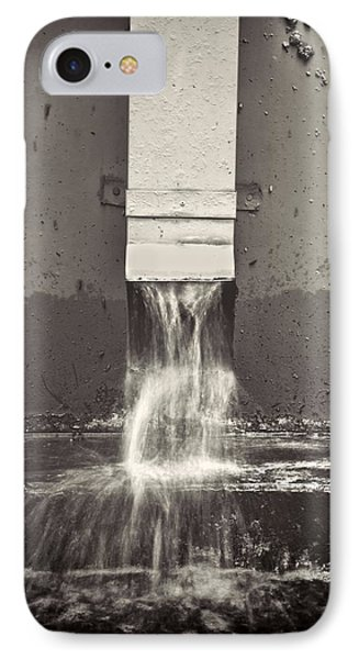 Downspout Phone Case by Rudy Umans