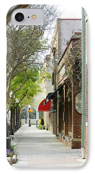 Downtown Aiken South Carolina IPhone Case