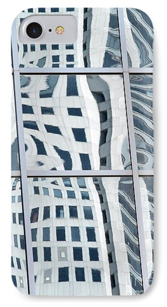 Downtown Houston 49h Phone Case by Thomas Carroll