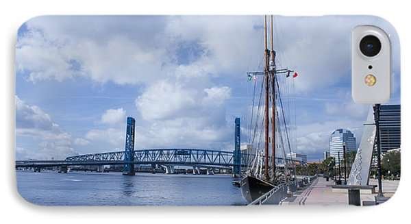 Downtown Jacksonville Florida IPhone Case