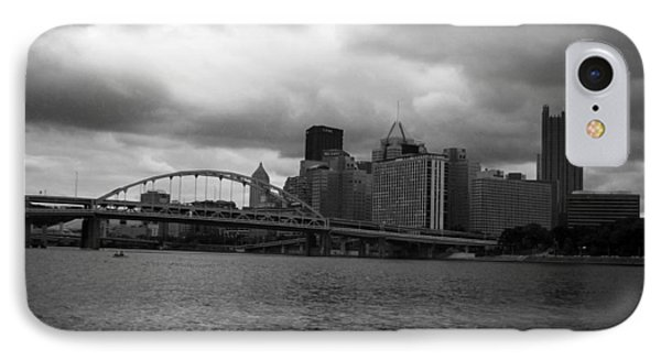 Downtown Pittsburgh IPhone Case