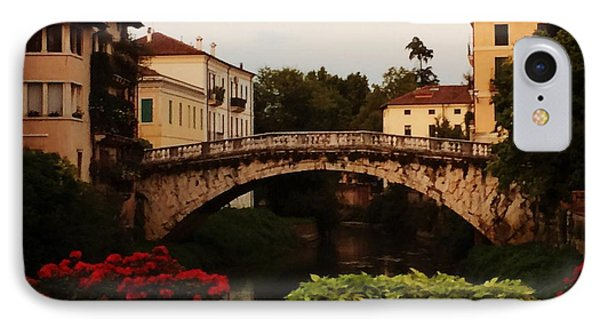 Downtown Vicenza IPhone Case