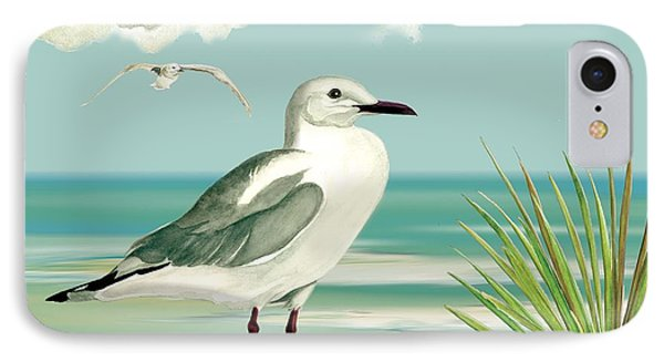 Downwind IPhone Case by Anne Beverley-Stamps