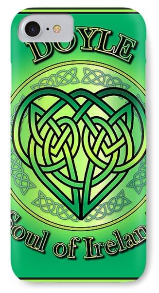 Doyle Soul Of Ireland IPhone Case by Ireland Calling