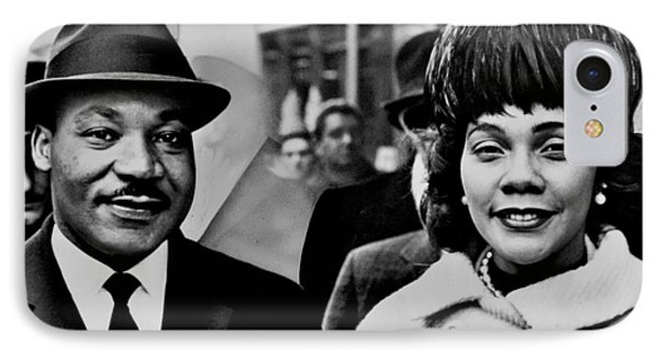 Dr And Mrs King Phone Case by Benjamin Yeager