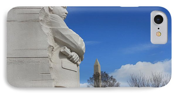 Dr. King IPhone Case