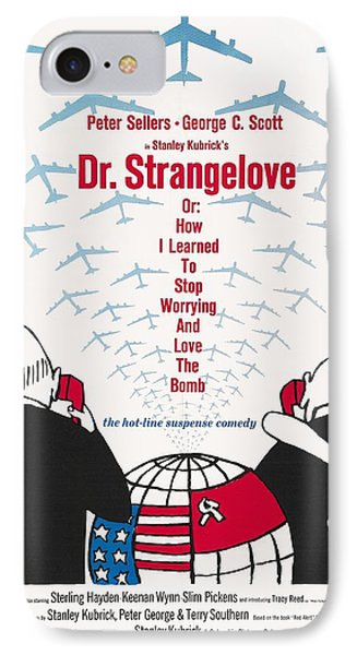Dr Strangelove IPhone Case