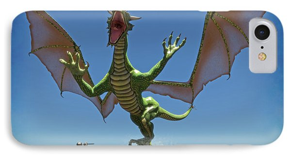 Draco... IPhone Case