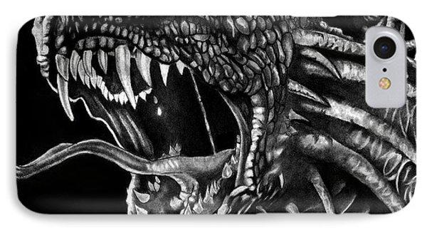 Dragon Phone Case by Bill Richards