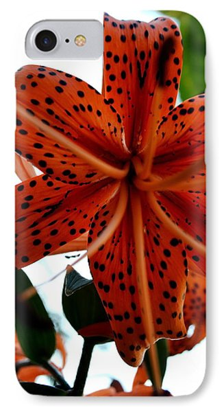 Dragon Flower IPhone Case