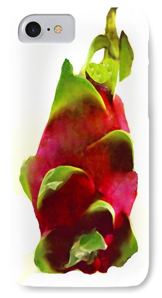 IPhone Case featuring the photograph Dragon Fruit Aka Pitaya by Merton Allen