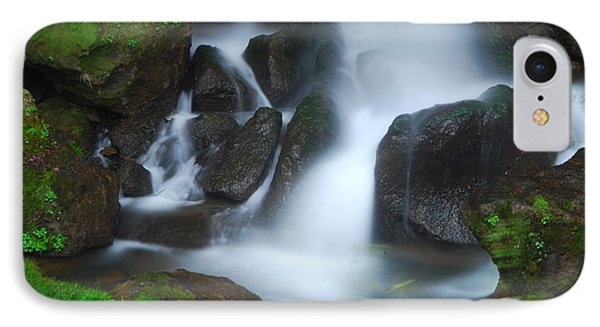 Dragon Head Falls IPhone Case by Jonah  Anderson