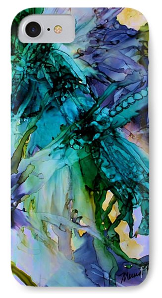 Dragonfly Dreamin IPhone Case